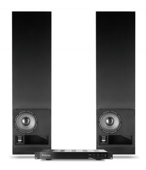 Встраиваемая акустика Focal 100 IWSUB 8 x 2 + 100 IWSUB 8 Amp