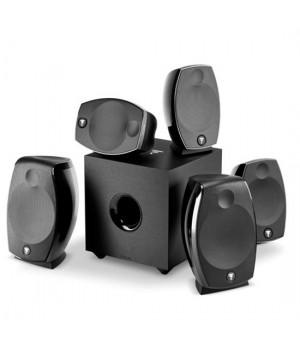 Комплект акустики Focal MULTIMEDIA PACK SIB EVO 5.1 Black