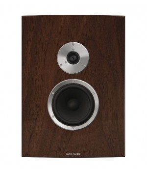 Настенная акустика Gato Audio FM-9 High Gloss Walnut