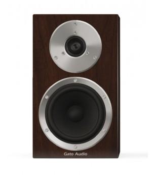 Полочная акустика Gato Audio FM-8 High Gloss Walnut