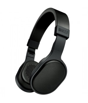 Накладные наушники KEF M500 ON-EAR BLACK SP3821FA