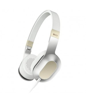 Накладные наушники KEF M400 ON-EAR CHAMPAGE WHITE SP3876EA