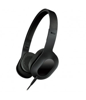 Накладные наушники KEF M400 ON-EAR BLACK SP3876BA