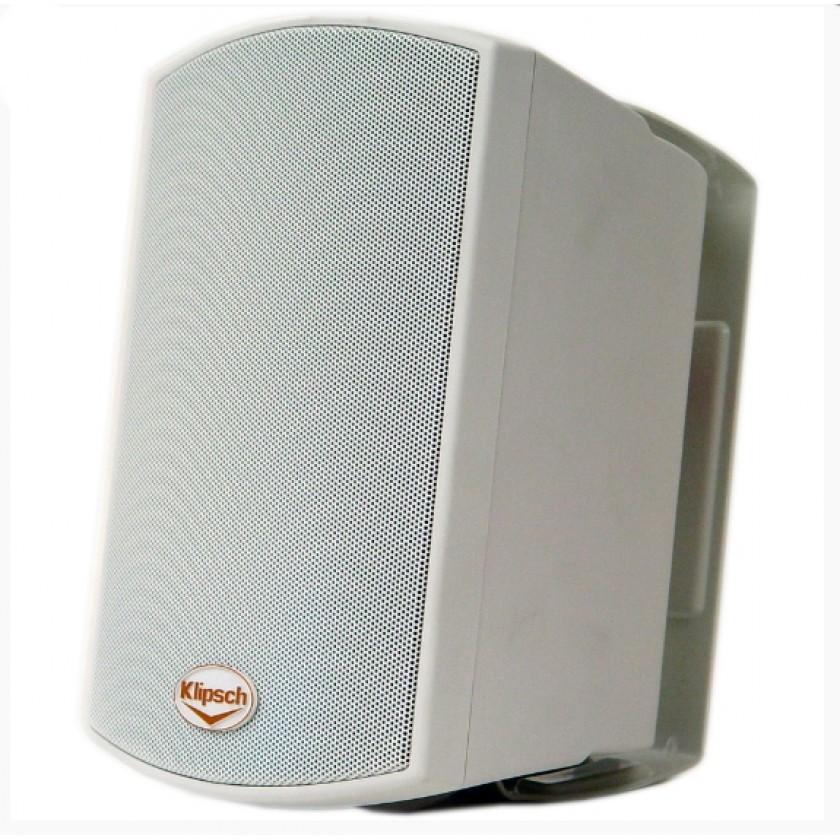 Всепогодная акустика Klipsch AW-400 White