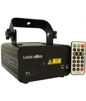 Лазер LASER BOMB M6