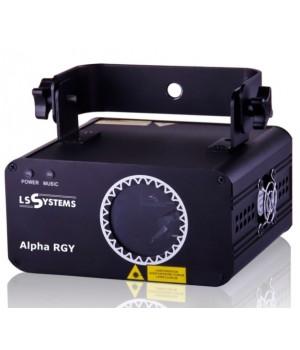 Лазер LS Systems Alpha RGY