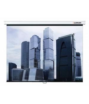 Настенный проекционный экран Lumien Eco Picture (LEP-100103) 200х200 см