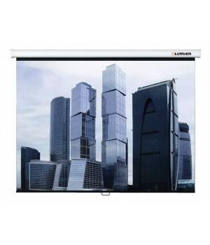 Настенный проекционный экран Lumien Eco Picture (LEP-100101) 150x150 см