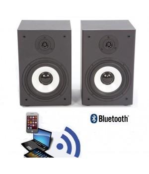 Активная акустическая система MADBOY BONEHEAD-206 BT с Bluetooth black
