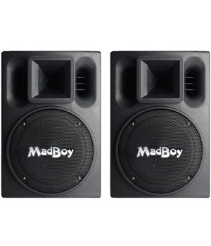Активная акустическая системаMadboy BONEHEAD 208 black