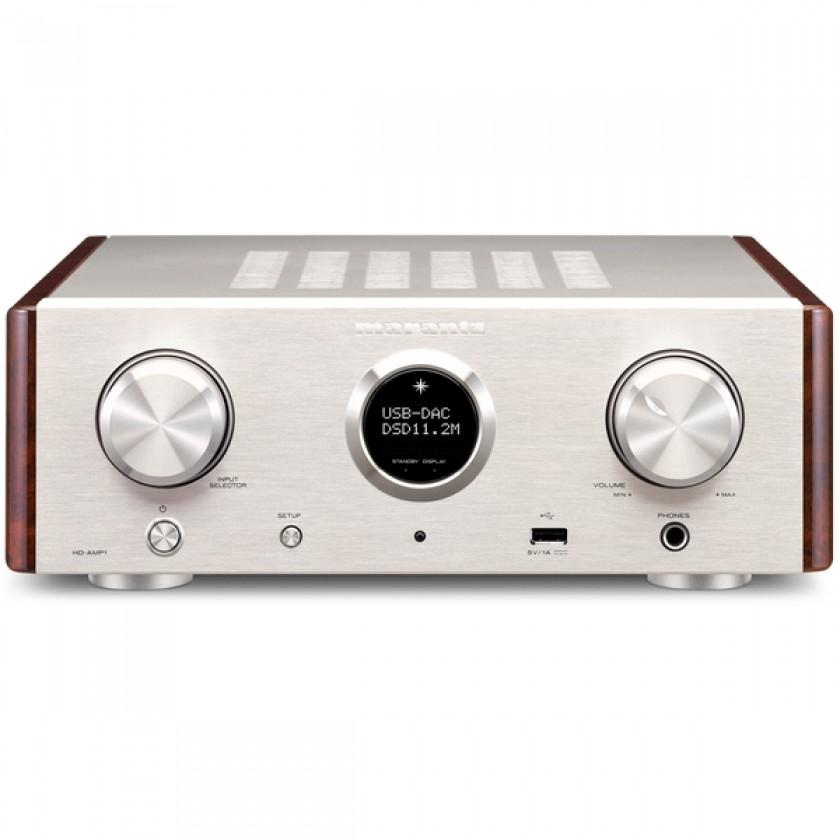 Интегральный усилитель Marantz HD-AMP1 Silver-gold