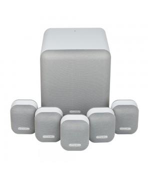 Комплект акустики Monitor Audio Mass Surround Sound Mist White 5.1