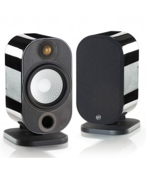 Полочная акустика Monitor Audio Apex 10 High Metallic Black