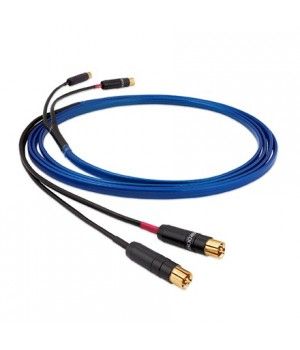 Кабель для сабвуфера Nordost Blue Heaven Subwoofer Cable-Stereo Y to Y 4m