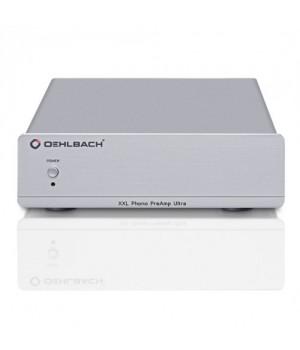 Фонокорректор Oehlbach 13903 XXL Phono PreAmp Ultra Silver