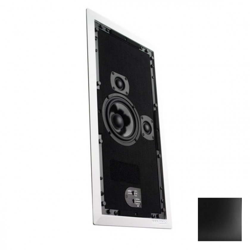 Встраиваемая акустика PMC Wafer1-IW Black Satin
