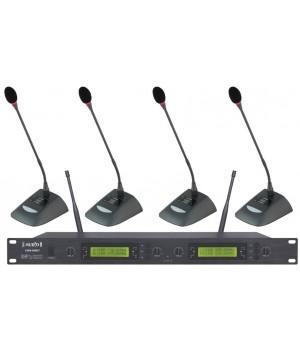 Радиосистема PROAUDIO CWS-840DT