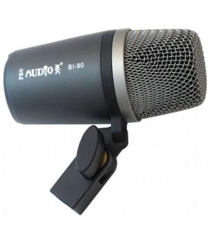 Динамический инструментальный микрофон PROAUDIO BI-90