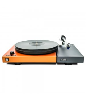 Проигрыватель винила Perpetuum Ebner Turntable PE1000 Orange/Grey
