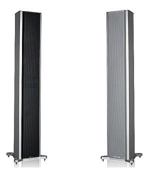 Напольная акустика Piega Coax 30.2 alu/silver
