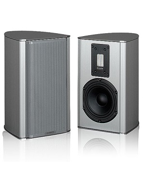 Полочная акустика Piega Premium 1.2 alu/silver