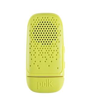 Портативная влагозащищённая колонка Polk Audio BIT Yellow