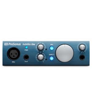 Интерфейс PreSonus AudioBox iOne