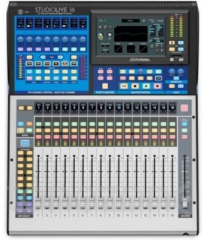 Цифровой микшер PreSonus StudioLive 16 Series III