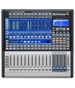Цифровой микшер PreSonus StudioLive 16.0.2 USB