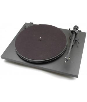 Проигрыватель винила Pro-Ject DEBUT RecordMaster (OM 5E) piano black