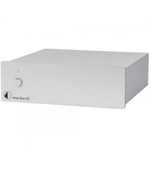 Усилитель мощности Pro-Ject AMP BOX S2 Silver