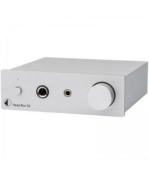 Усилитель для наушников Pro-Ject HEAD BOX S2 Silver