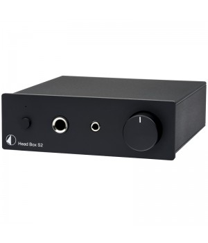 Усилитель для наушников Pro-Ject HEAD BOX S2 Black