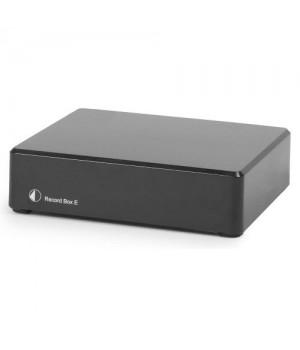Фонокорректор Pro-Ject RECORD BOX E Black