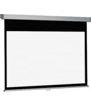 "Экран настенный Procolor ProScreen 16:9 117*200см (107*190см, 86"", эд70см) Matte White S"