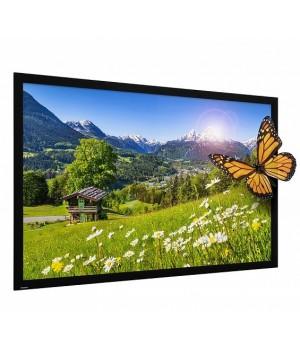 "Экран на раме Projecta HomeScreen Deluxe 126"" 16:9 HD Progressive 1.1, 173x296 см 10600487"