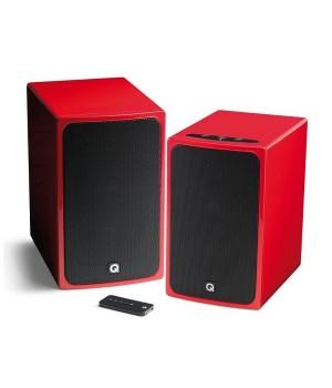 Полочная акустика Q Acoustics BT 3 Red High Gloss