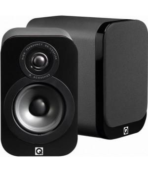 Полочная акустика Q Acoustics 3010 leather effect