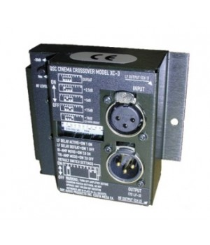 2-канальный кроссовер QSC XC-3