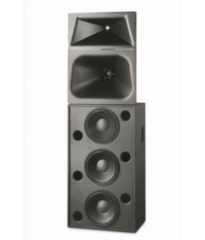 3-полосная система Bi/tri-amp QSC SC-433C