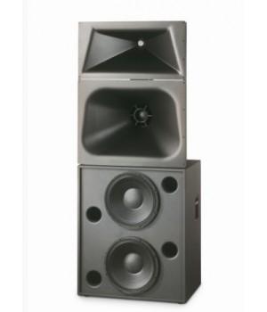 3-полосная система Bi/tri-amp QSC SC-423C-8