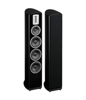Напольная акустика Quad Z-4 piano black