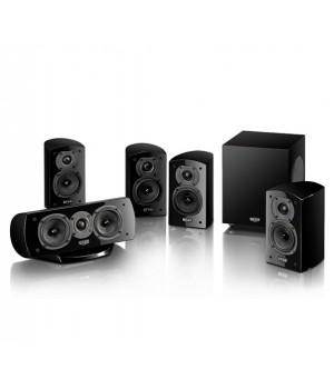 Комплект акустики Quad L-ite Plus 5.1 AV system Black