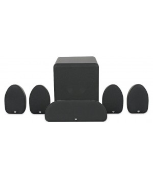 Комплект акустики RBH CTx-5.1 black