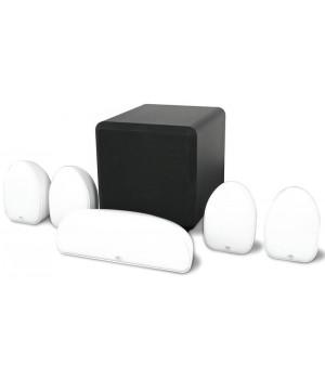 Комплект акустики RBH CTx-5.1 white