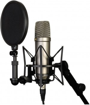 Студийный микрофон RODE NT1-A