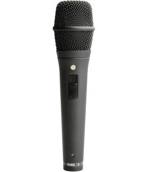 Вокальный микрофон RODE M2