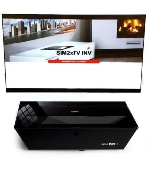 Лазерный ТВ с экраном  SIM2 xTV bundle x100 Black