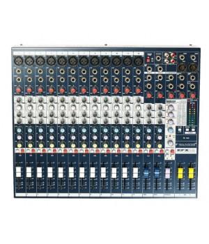 Аналоговый микшерный пульт Soundcraft EFX12