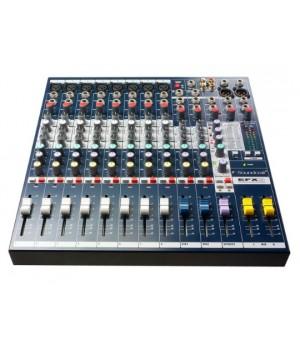 Аналоговый микшерный пульт Soundcraft EFX8